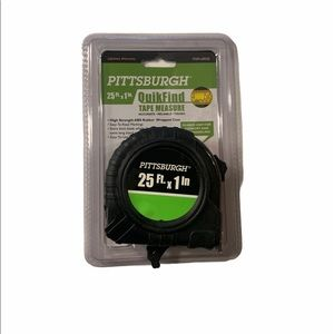 Harbor freight tape measure; tools